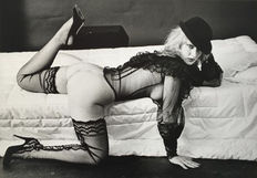 Irina Ionesco - Le Divan, New York 1981