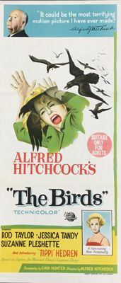 Alfred Hitchcock - The Birds - 1962