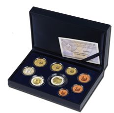 Spain - Case of coins, 2011