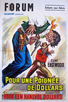 Anonymous - A Fistful of Dollars (Clint Eastwood) - 1964