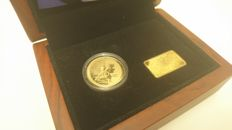 The Netherlands - 10 Euro 2010 'The Waterland Tenner' - gold