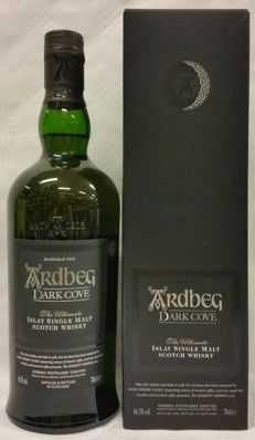 Ardbeg Dark Cove - Limited Edition - bottled in 2016