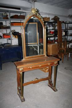 Dressing table in Empire style, Italy, mid 20th century