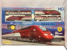 Mehano H0 - T 671 - Train set - Thalys (2409)