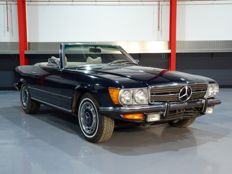Mercedes-Benz - 350SL Roadster (Convertible) - 1972