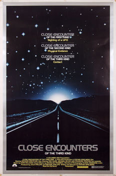 Close Encounter of the third kind (Steven Spielberg) - 1977