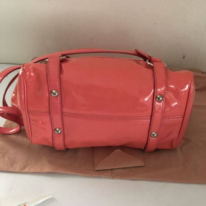 Miu Miu Bow (strik) crossbody tas handtas Catawiki