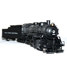 "Märklin H0 - 37970 - Dampflokomotive mit Tender - H6 ""Mikado"" - New York Central"
