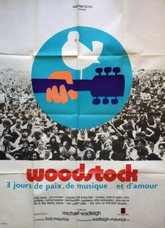 Anonymous - Woodstock (Michael Wadleigh) - 1970