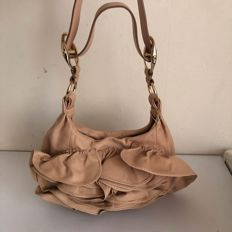 Yves Saint Laurent ruffle - Shoulder bag