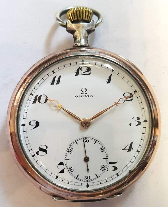 7a5c62ab5d1 Omega - pocket watch - Homem - 1850-1900 - Catawiki