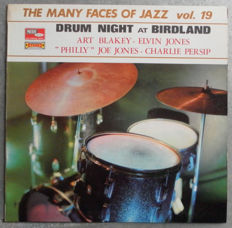 The Many Faces of Jazz 10  Rare & Very Rare Albums of Art Blakey - The Brass Choir - Miles Davis - The Dave Brubeck Quartet - Teddy Wilson and others.