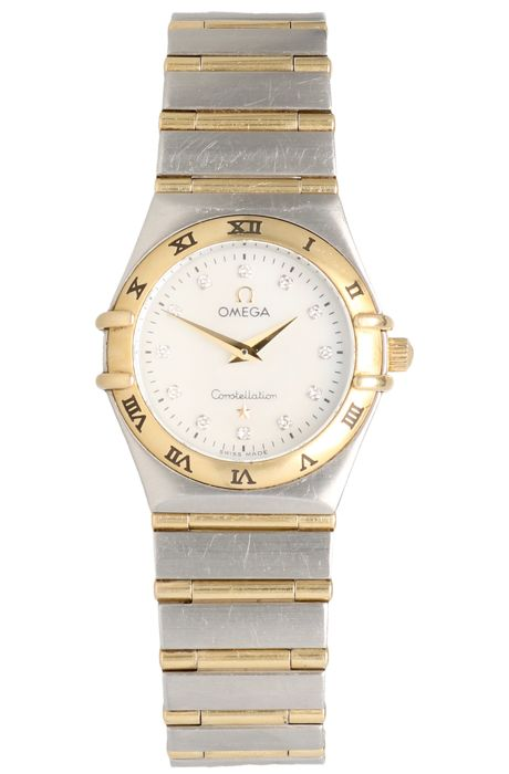 Omega - Constellation Mother of Pearl Diamonds - Women - 2000-2010