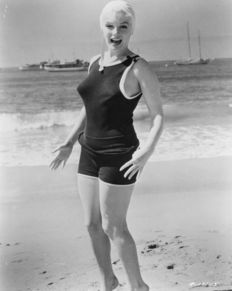 "Unknown/Hulton archive - Marilyn Monroe, ""Some Like It Hot"", 1958"