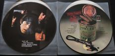 Rolling Stones: Lot of 2 picture discs: Out Of Our Heads & Sticky Fingers