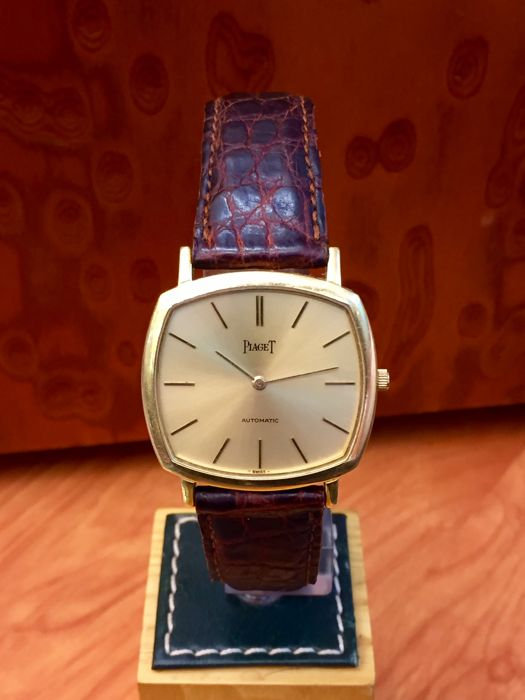 c3fbe37d4f911 Piaget - Automatic. Oro 18 kt. - 12406 - Men - 1990-1999 - Catawiki