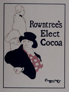 Beggarstaff  -  Rowntree's Elect Cocoa - 1897