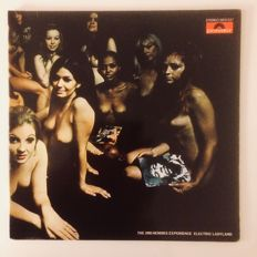 The Jimi Hendrix Experience – Electric Ladyland - Blues Rock, Psychedelic Rock Year: 1968