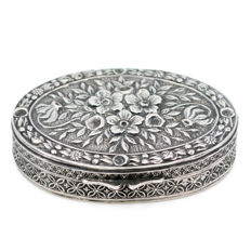 A beautiful silver Box, Europe, circa 1910