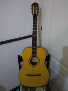 Original Meazzi guitar - serial no. 269390 - Milan - 1967