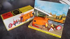 Dinky Toys-France - Scale 1/43 - Peugeot Van J7 highways troubleshooting No.570A