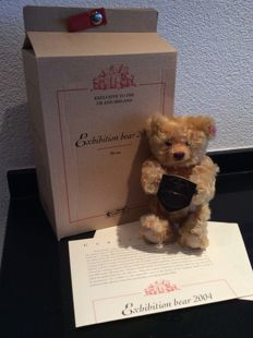 Steiff - Exhibition Bear 2004 - EAN 661419 - Limited Edition - Germany