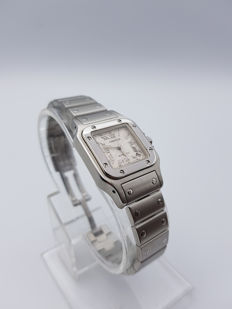 Cartier Santos Galbee Ref. 2423 - For ladies