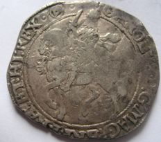 United Kingdom - ½ Crown Charles I 1625-1649 (Tower mint) - silver