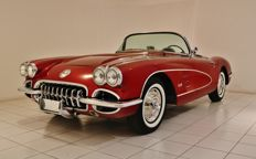 Chevrolet - Corvette C1 Convertible - 1958