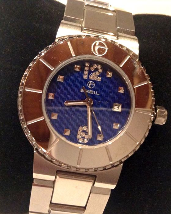 Very rare Breil, 1989, MANTA collection - NEW