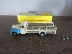 """Dinky Toys-France - Scale 1/48 - Camion laitier """"55"""" Citroën No.586, very rare"""