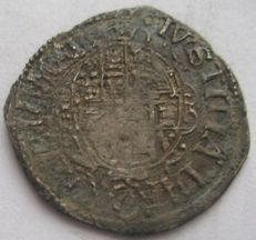 United Kingdom - Half Groat Charles I 1643-1648 Tower mint London (Group D) - silver
