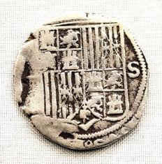 Spain - Catholic Monarchs (1474–1504) - 1 real in silver - Seville