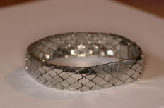 Art Deco bracelet in 835 silver