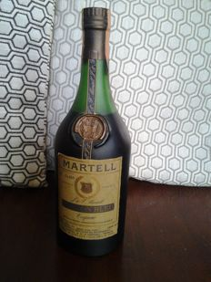 Martell Cordon Bleu Very Old Bottle of Cognac 700 cc. - Bottled 1970s