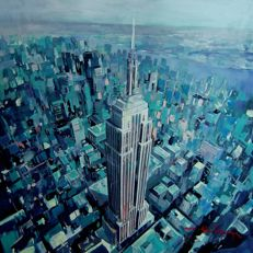 Adam Wajerczyk - NYC Empire State Building