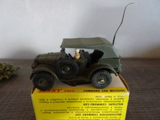 Dinky Toys-France - Scale 1/43 - Military Command Car No.810