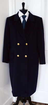 Burberry Coat - Chasmere