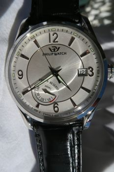 Philip Watch - Sunray Automatic  Power Reserve - 8221680015 - For men - 2011-date