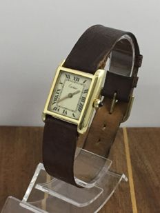 Cartier Tank  –  Ladies' Watch — 40s