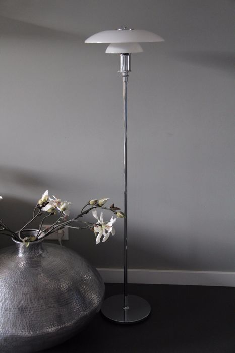 sports shoes 7e053 04343 Poul Henningsen for Louis Poulsen - PH 3.5-2.5 floor lamp, - Catawiki