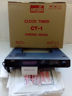 Amstrad ct-1, radio, clock, timer, like a spectrum, msx, nes,...