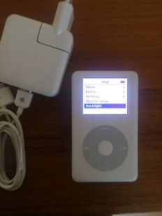 Apple iPod 4th Gen (ClickWheel) 20 GB (2005)
