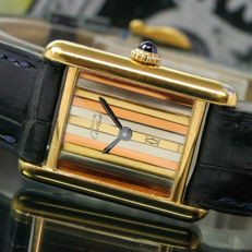 Cartier Tank Must  - Women - 1980-1989