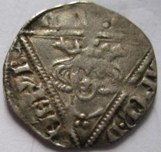 Ireland - Penny Edward I 1272-1307 Second coinage (Dublin mint) - silver