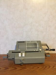 Mechanical calculator Original Odhner