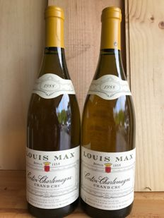 1988 Corton Grand Cru Louis Max x 2 bottles