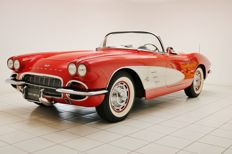 Chevrolet Corvette - C1 Convertible - 1961