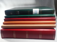 World - collection in 6 books