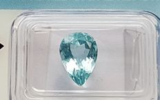 Aquamarine 2.28 ct